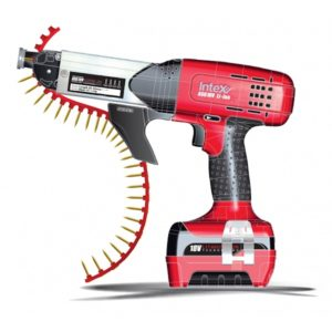 Intex ASG18V Collated Screw Gun