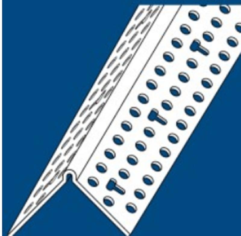 2400x90deg CORNER BEAD TRIM-TEX - MADEX PLASTER LININGS PTY LTD