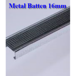 6000mm METAL BATTENS RESIDENTIAL