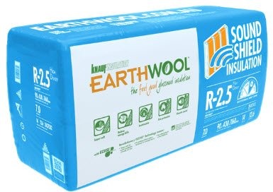 EARTHWOOL R2x580x90mm WALL BATTS 32pcs 21.5m2