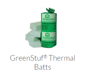 Autex Greenstuf Ceiling Batts R3.5 x 430mm x 6pcs 3.0m2