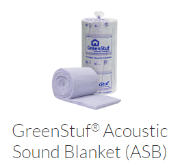 AUTEX SOUND BLANKET-5 16.5mts x 610 x 70mm