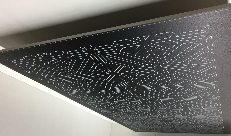 Plasterboard Printed Ceiling Tiles